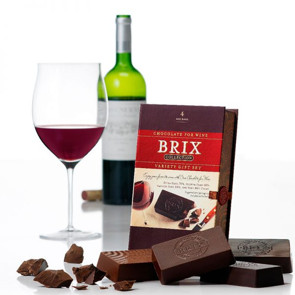 Brix Chocolate For Wine Collection