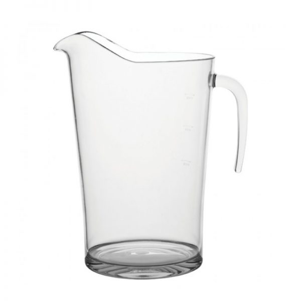3 Pint Promotional Plastic Pitcher