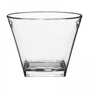 Clear Plastic Wine Bath Icecube