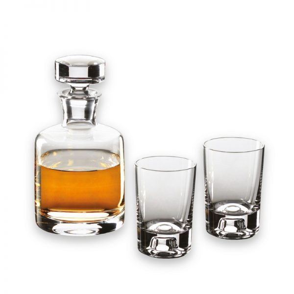 Malt-Whisky-Decanter-&-Glasses