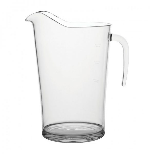 Plastic 4 Pint Pitcher