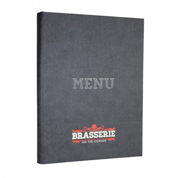 Reserve Menu Cover