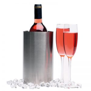 Stainless-Steel-Ice-Wine-Cooler