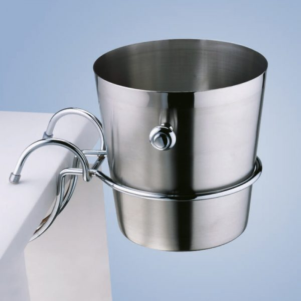 Table-Mounted-Bucket-Holder