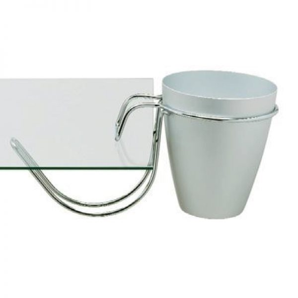 Table Mounted Wine Bucket Holder Stainless Steel