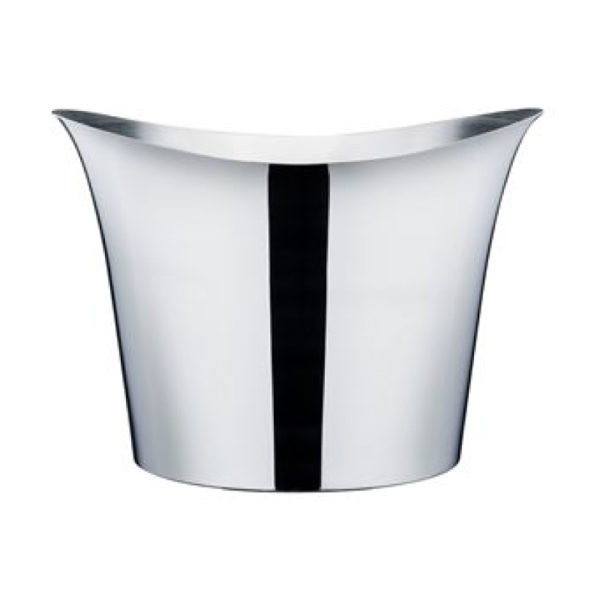 Metal Wine and Champagne Bowl